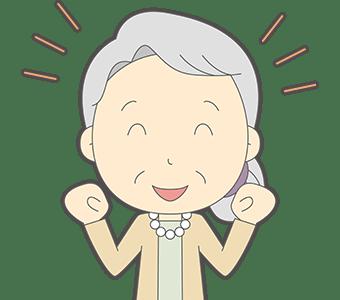 腰椎圧迫骨折 88歳 女性